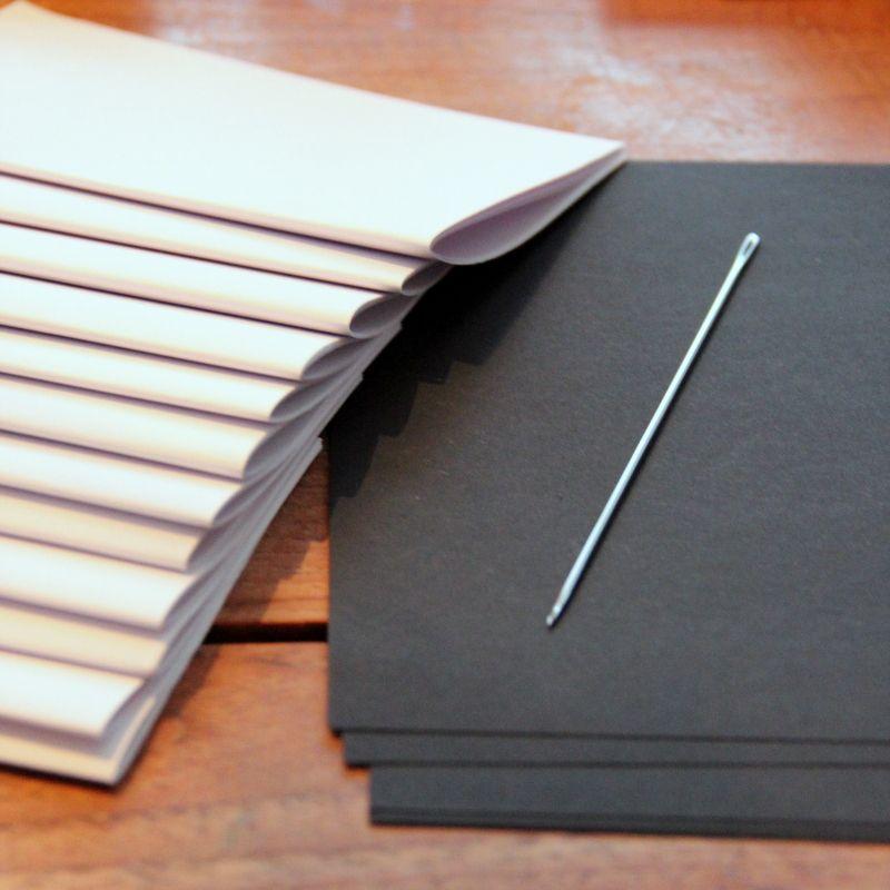 kleine b cher selber binden or bind your own journals diy b cher buch selber. Black Bedroom Furniture Sets. Home Design Ideas