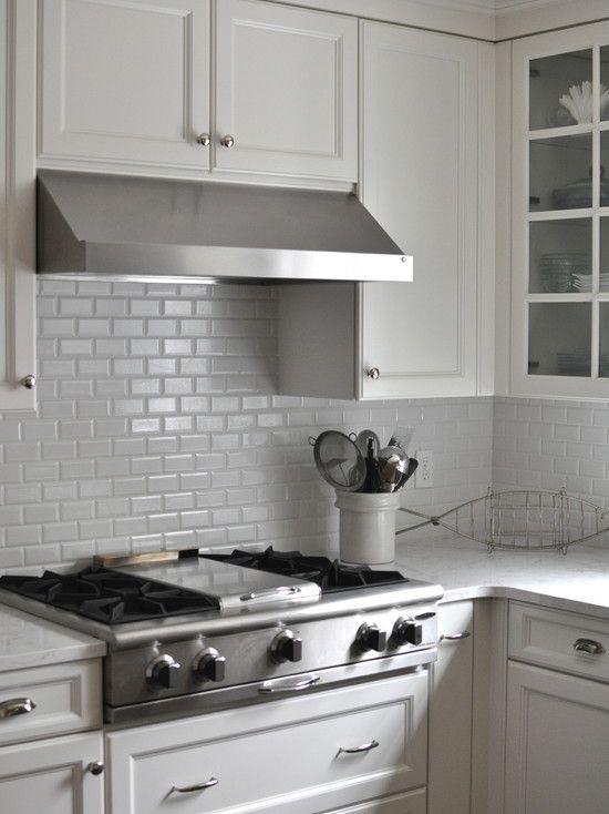 Kitchen Backsplash Beveled Subway Tile cambria quartz countertops, crackled, beveled subway tile, built