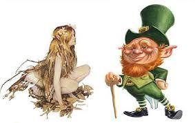 Risultati immagini per immagini di folletti irlandesi
