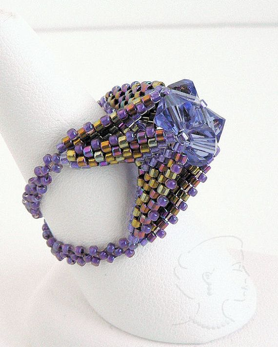 Facebook for discount code -https://www.facebook.com/pages/Samohtac/570800222931655  Apollo Ring  Pattern Only  Direct Download of Digital by SamohtaC, $6.00