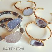 Photo of Druzy Rings Minimalist – #druzy #minimalist #rings #StoneJewelry – #StoneJewelry,  #Druzy #El…