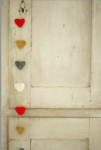 Is a door which opens deserving of love to enter when it is meant to be closed.