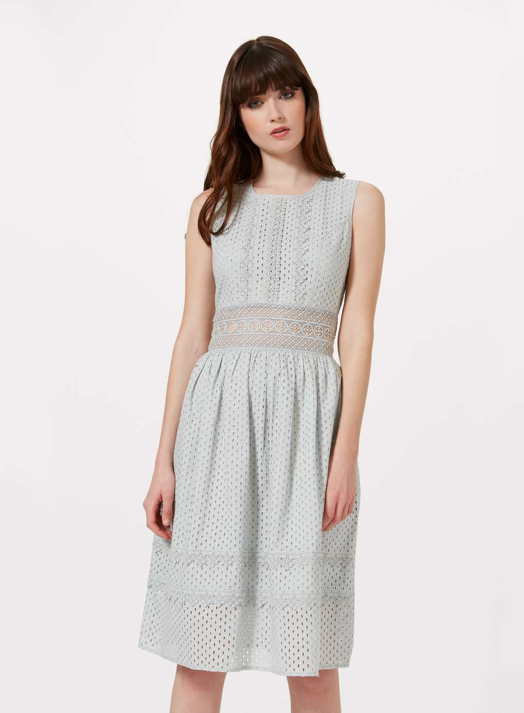 Lace Broderie Prom Dress Miss Selfridge Family Style Inspiration