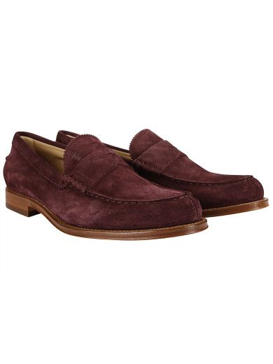 Tod'sClassic penny loafers