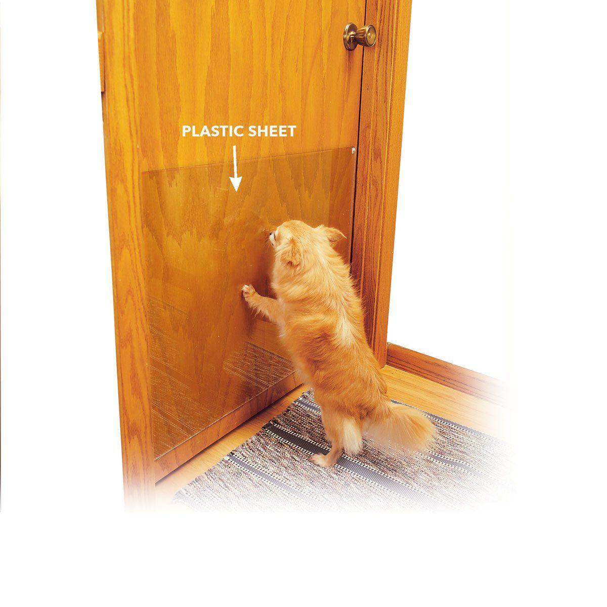 See Through Door Protector Door Protector Sliding Glass Door Repair Door Repair
