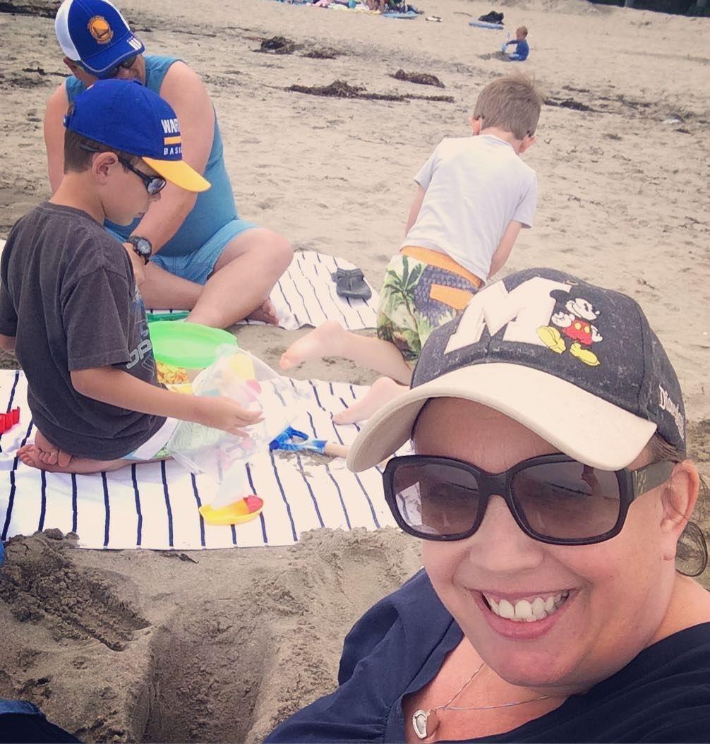Santa Cruz CA: Lance family selfie #springbreak #santacruz by katielance