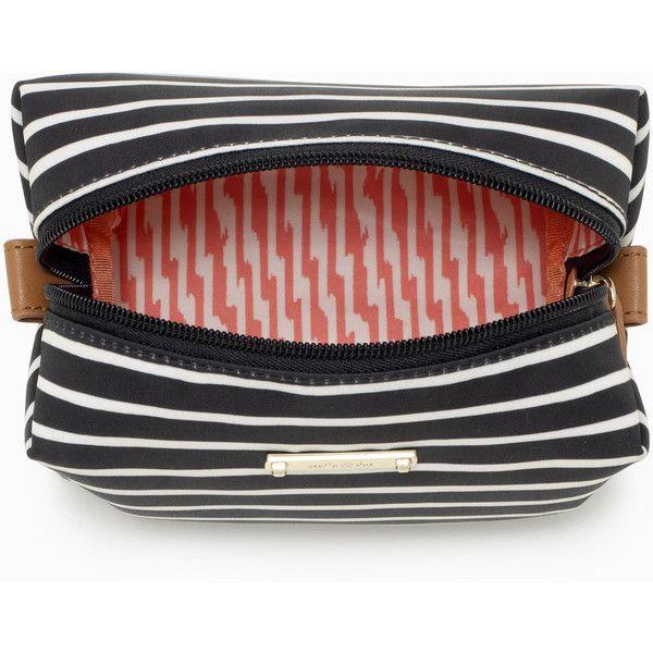 Striped Makeup Bag Striped Makeup Pouf Stella Dot 40 Fascinating Stella And Dot Pouf