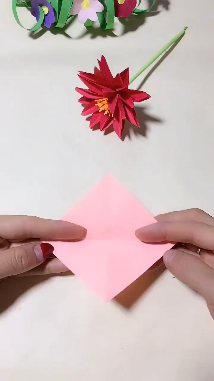 Photo of DIY Büttenpapier Blume – DIY Papier Blog