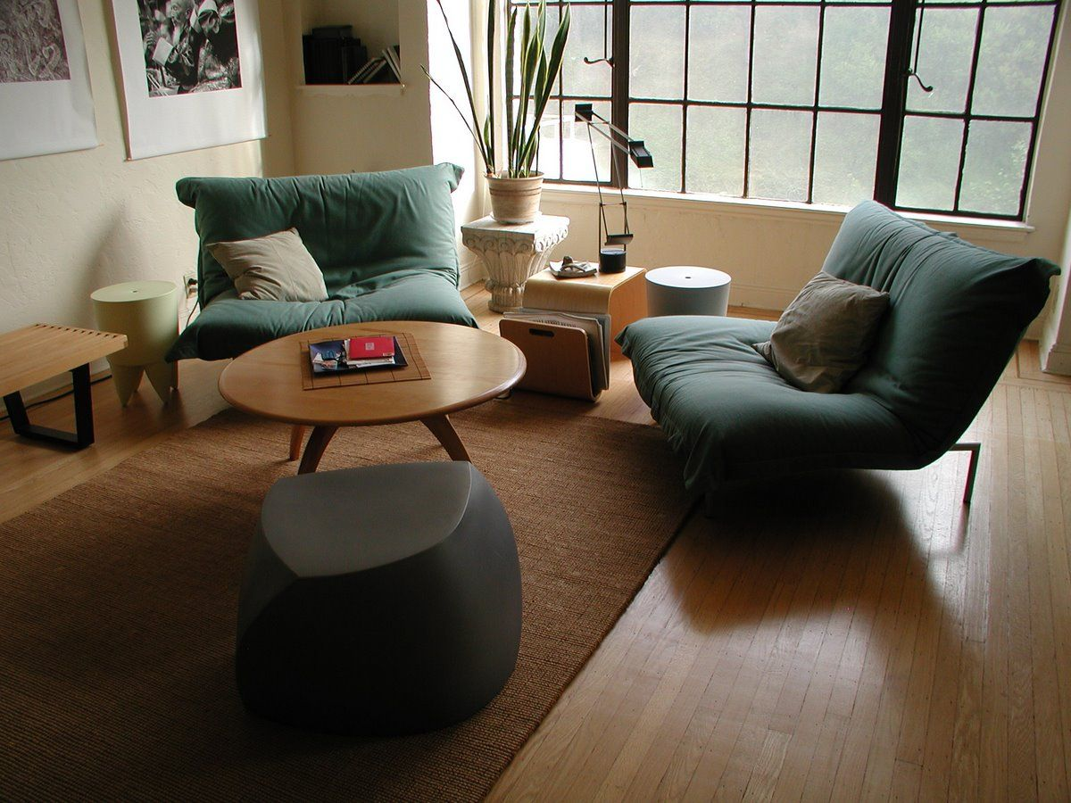 My San Francisco apartment in 2006.