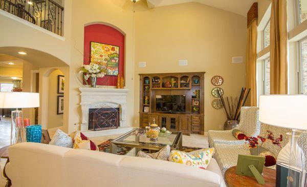 Village Builders: Cypress Creek Lakes - Living room Kingston ...
