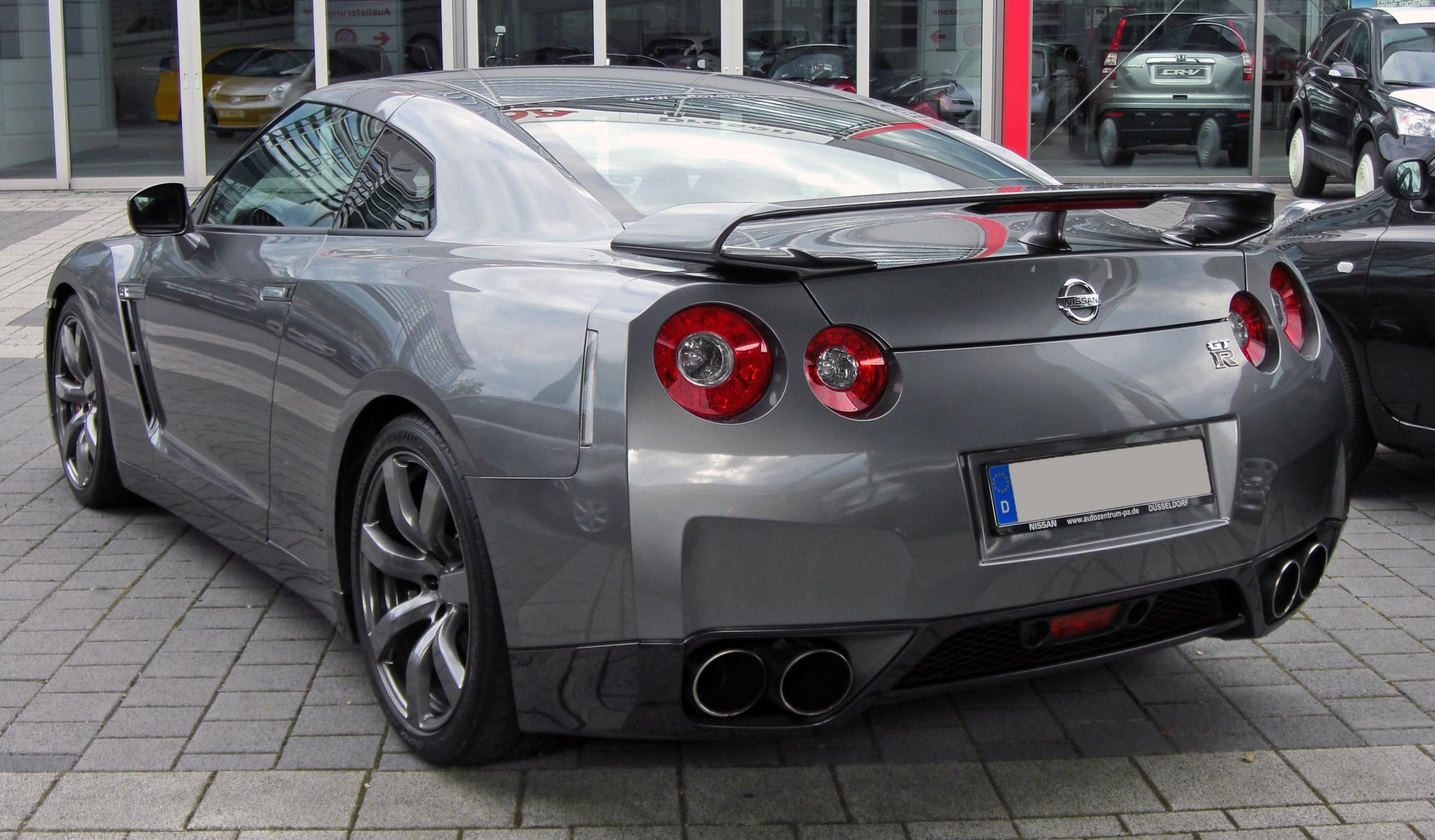Nissan GT-R - Wikipedia, the free encyclopedia | Future Car ...