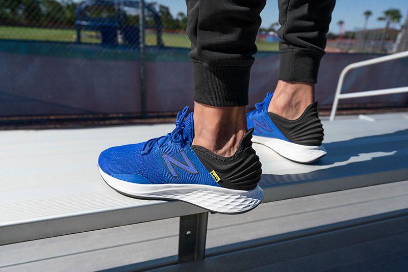 new balance running femme go sport