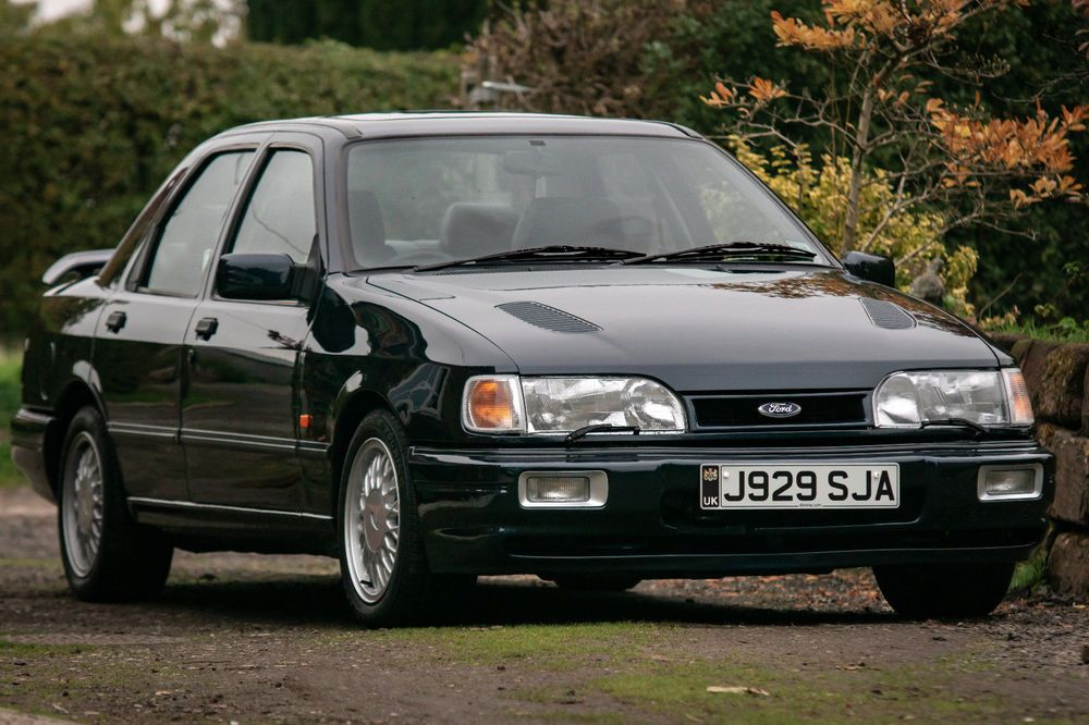Ebay Sierra Sapphire Cosworth 4 4 Exceptional Condition Inside