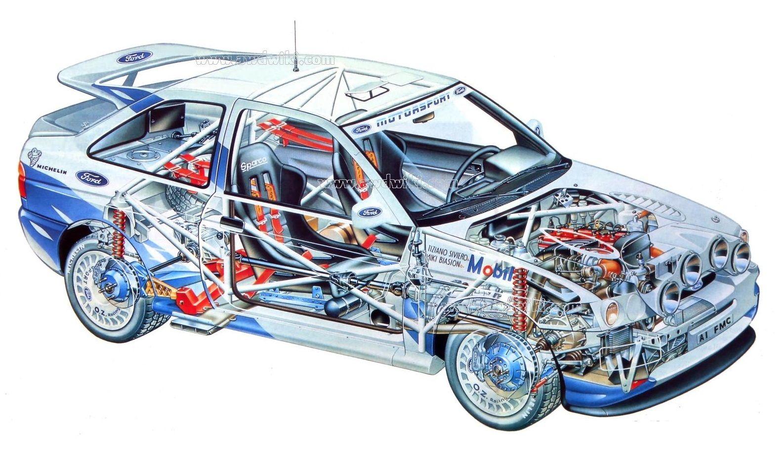 Pin On Tamiya 1 24 Ford Escort Rs