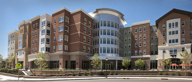 Whitney Center Rowan Boulevard Glassboro Campus Public