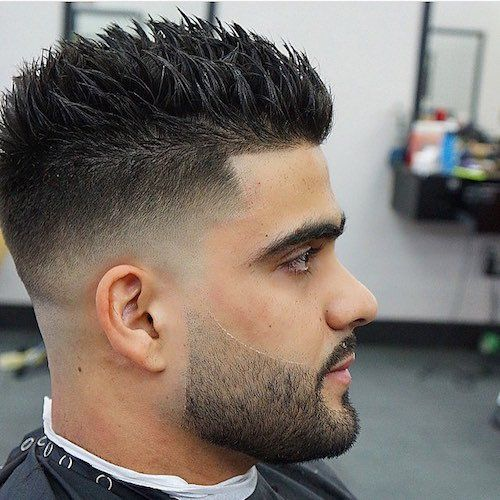 42+ Low fade spiky hair ideas