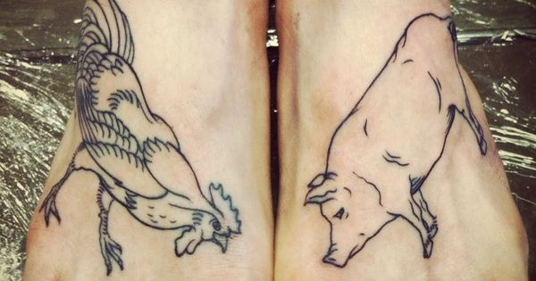 Pig Tattoo Image By Ryan K On Tattoos