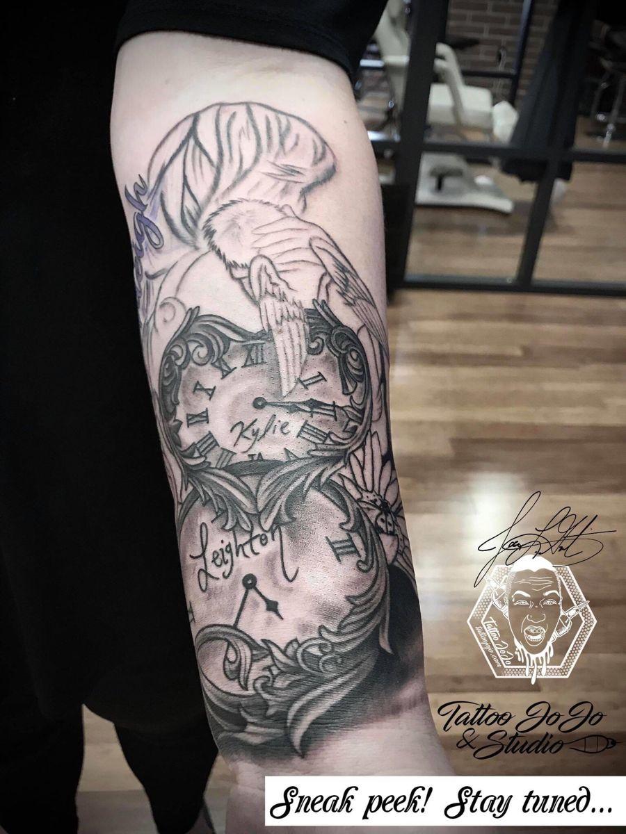 A Child's Love in 2020 Tattoos, Tattoo work, Tattoo kits