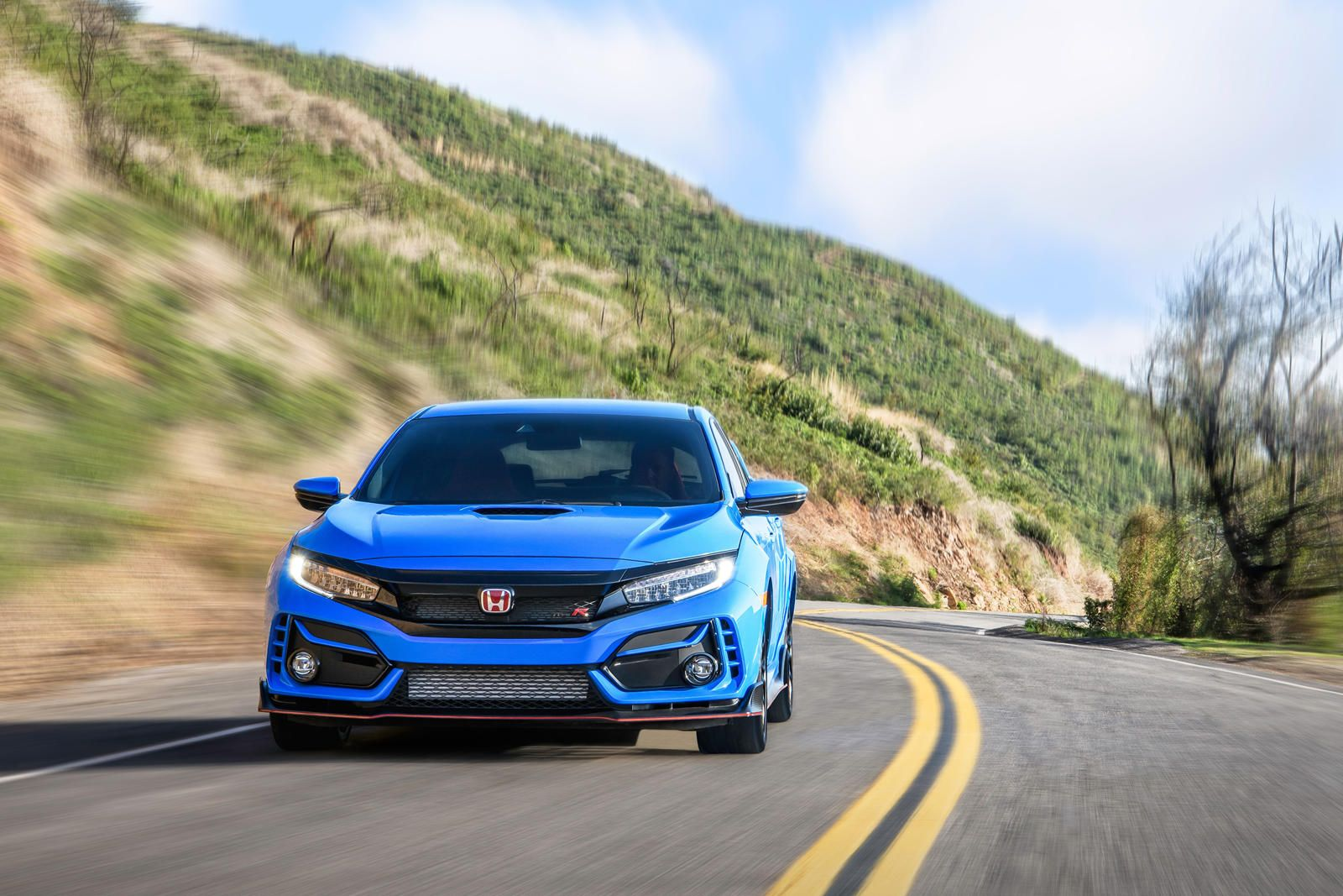 Honda Unveils Lighter 2021 Civic Type R Limited Edition