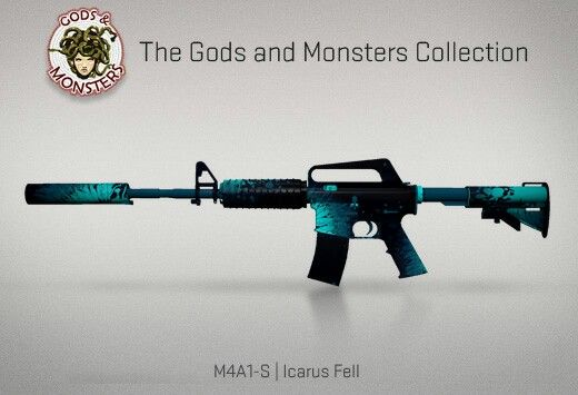 M4a1 Icarus Fell