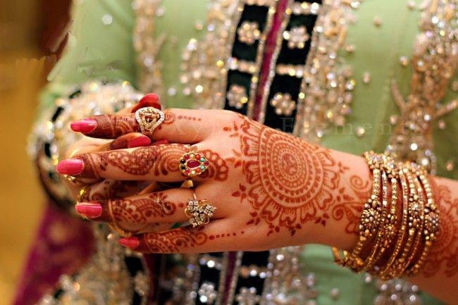 Bridal Mehndi Gta : Bridal mehndi designs for full hands