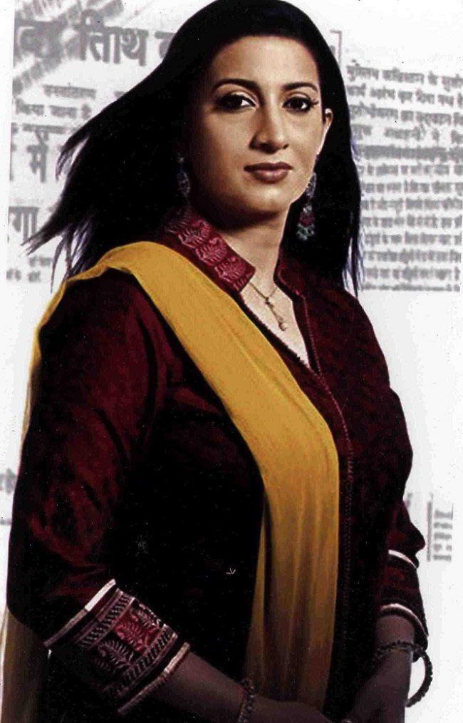 Smriti Irani: An Inspiration for Every Indian Woman ...