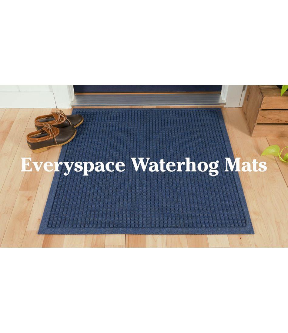 Everyspace Recycled Waterhog Mat 4 Wide Waterhog Mat Door Mat Entryway Mats
