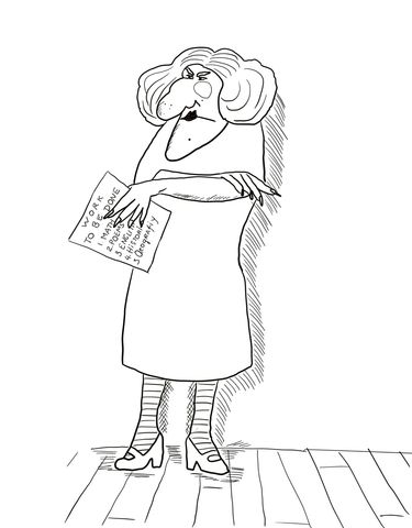 Miss Viola Swamp Coloring Page With Images Viola Swamp