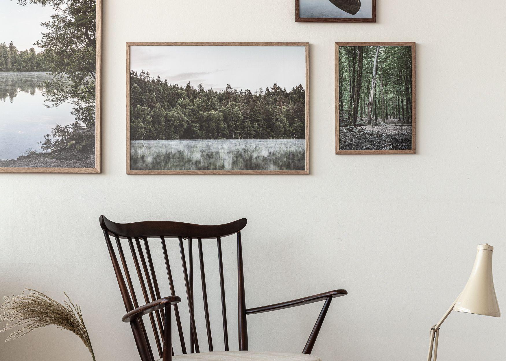 Den Danske Naturfond Danmarks Natur Decor Rocking Chair Photography