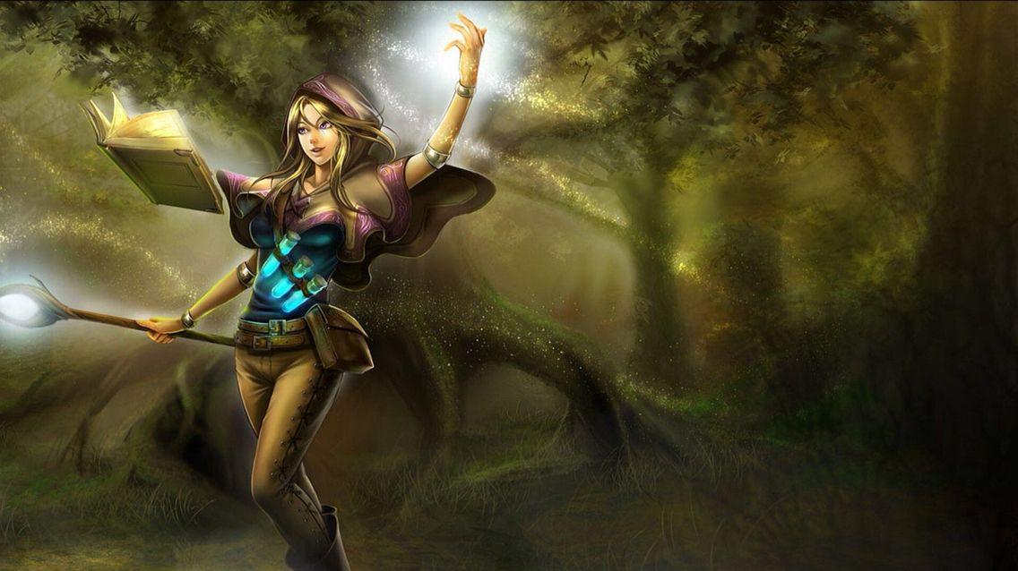 Next Cosplay Spell Thief Lux League Of Legends Wallpaper Legend