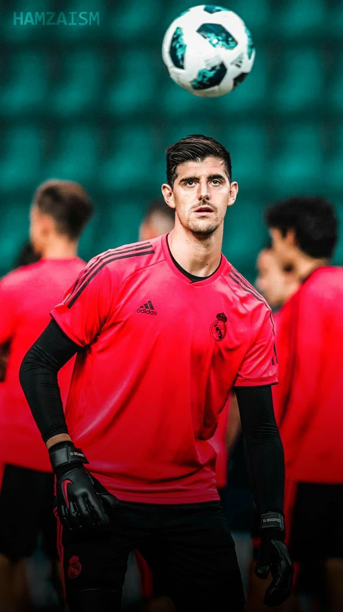Thibaut Courtois Wallpaper Real Madrid Hd Football Jugador De Futbol Iker Casillas Fondos Del Real Madrid