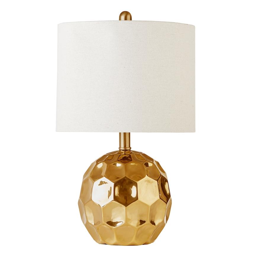 510 Design Frill Round Geometric Table Lamp Geometric Table Lamp Gold Table Lamp Table Lamp