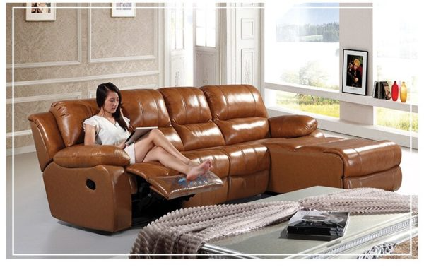 Living Room Sofa Set Divan Mebel Krovat Muebles De Sala L Shape Recliner Genuine Leather Sofa Cama Puff Asiento Sala Futon In 2020 Genuine Leather Sofa Leather Sofa Sofa Set
