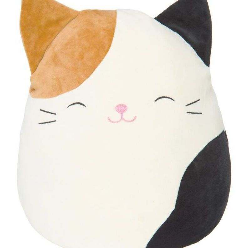 Brown And Black Cat Squishmallow Stuffed Animal Black Cat Tabby Cat White Cats