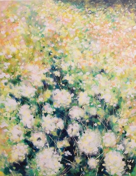 Late Summer Flowers by Marc Todd | Artfinder