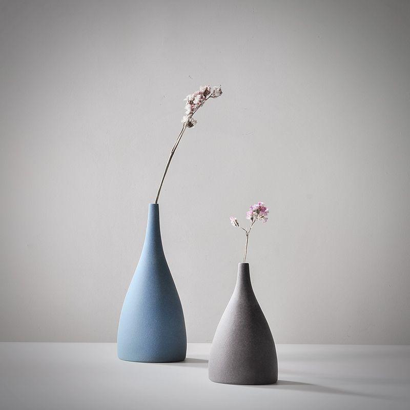 Peaceful Zen Simple Modern Vases Decorative Vases Mesmerize Your