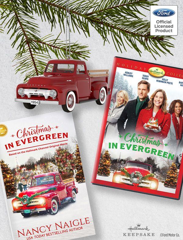 Christmas In Evergreen Hallmark Movie.Do You Love The Hallmark Channel Movie Christmas In