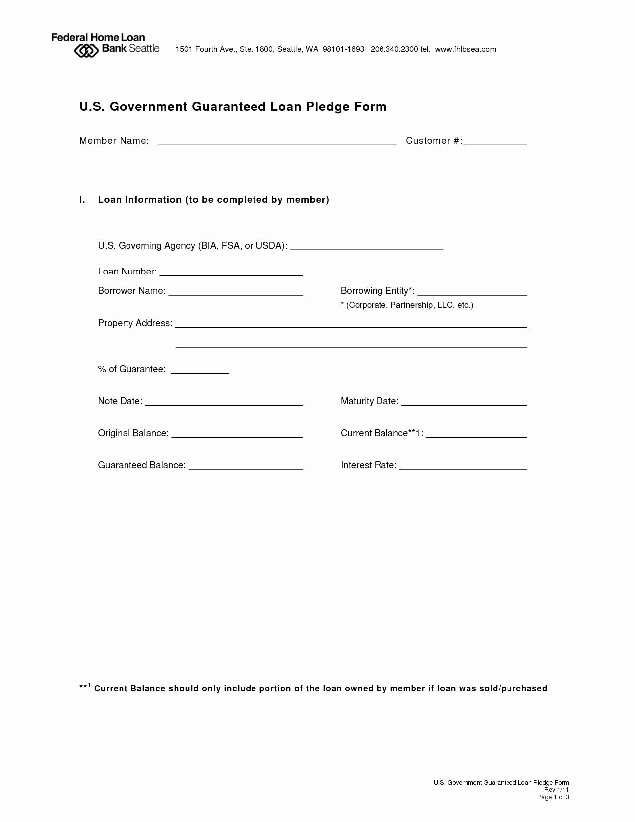 Simple Loan Application form Template Beautiful Personal