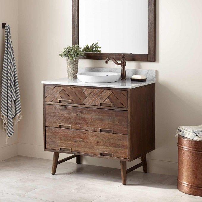 24++ 36 wood vanity cabinet ideas