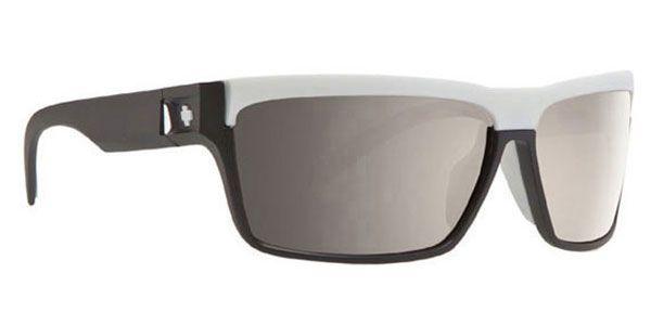 SPY CUTTER MATTE BLACK WHITE - HAPPY BRONZE POLARIZED W/BLACK MIRROR + ROSE https://uk.pinterest.com/925jewelry1/mens-sunglasses/pins/