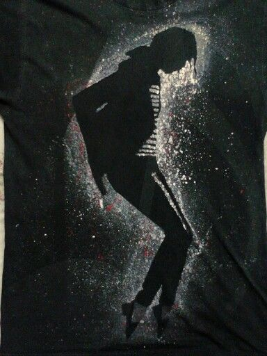 Mj tshirt designing!