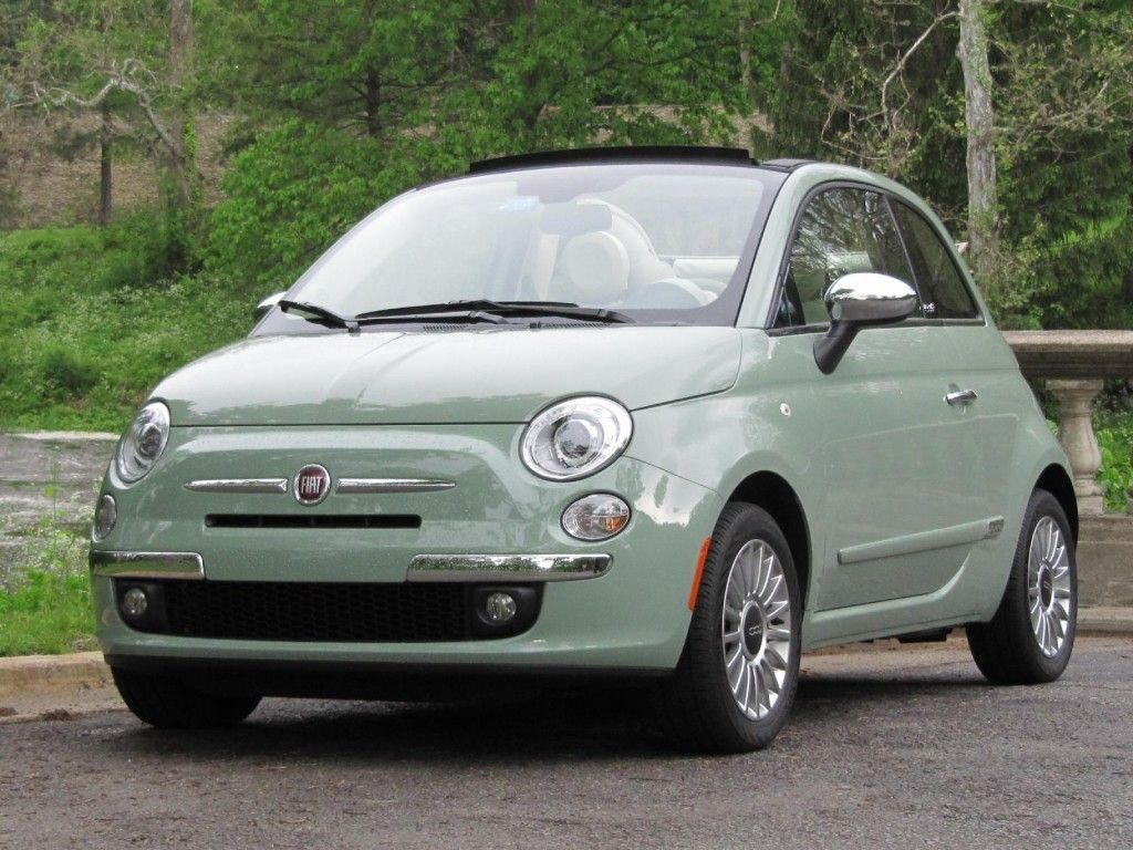 Fiat 500, my possible next car (in a few years). I really
