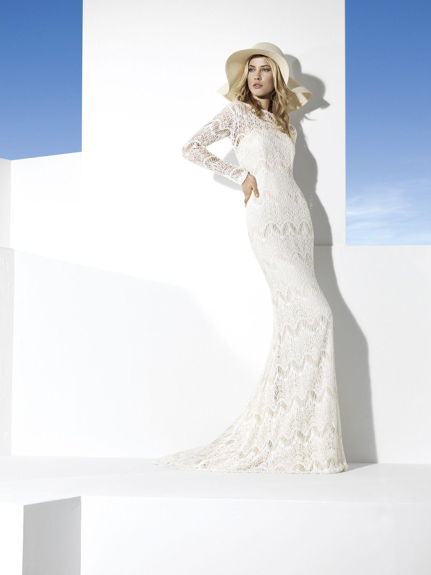 Yolancris beach boho wedding dresses tobago t h e