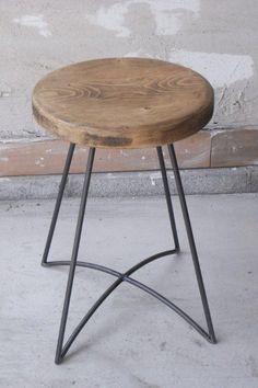 アイアンスツール Iron Stools Steel Furniture Metal Furniture