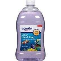 Personal Care Liquid Hand Soap Walmart Bottle