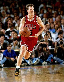 Image result for john paxson bulls