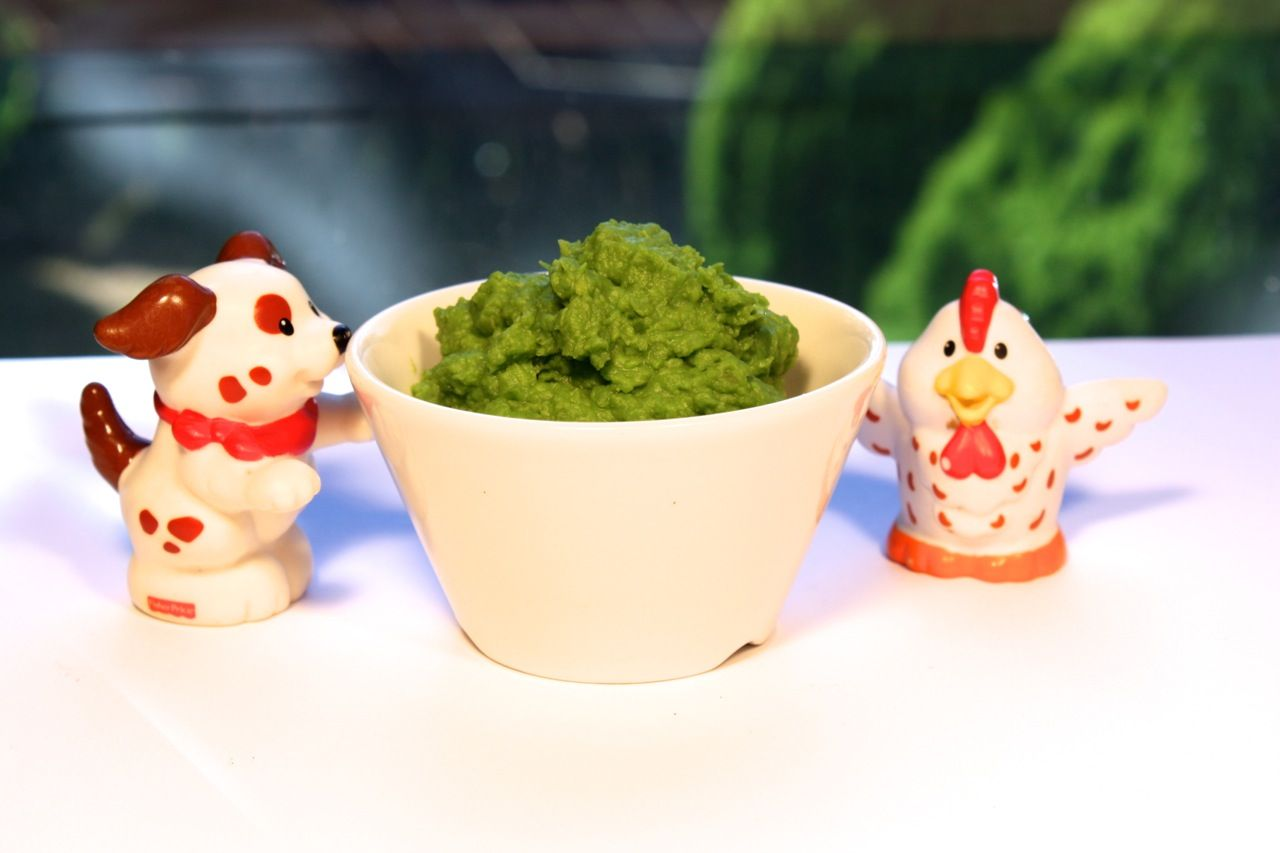 Preparation time 2 minutes  Cooking time 5 minutes  Age group 4 - 6 months  Ingredients 1 cup frozen peas  - See more at: http://babyrecipes.org/recipes/pea-puree/#sthash.CBH4IT0Q.dpuf