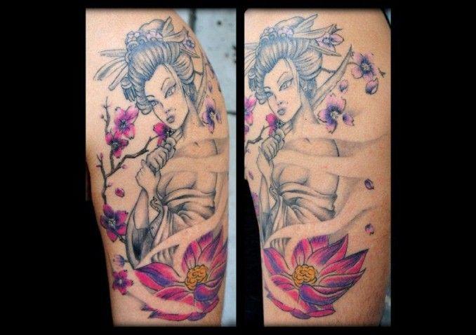 tattoo fiori di loto giapponesi , Cerca con Google