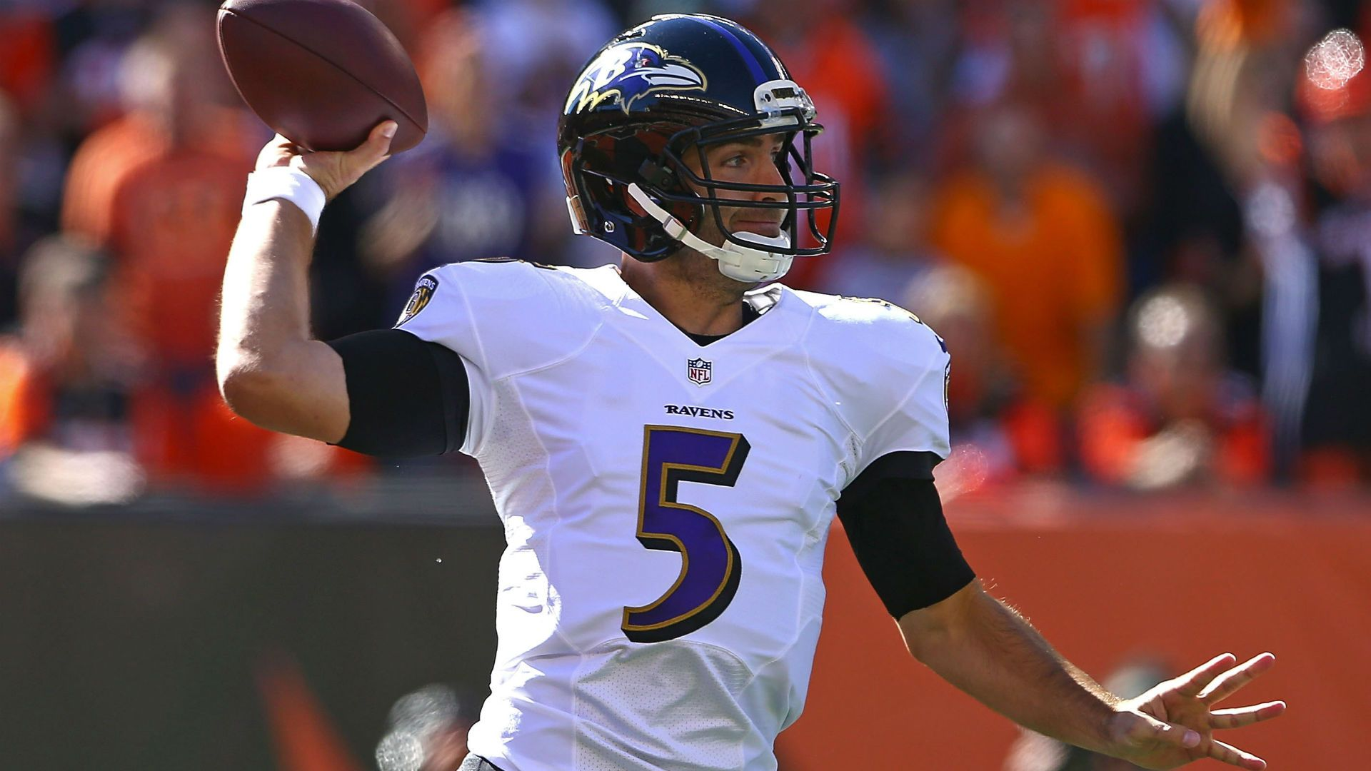Joe Flacco Ravens Fantasy Football QB sleepers