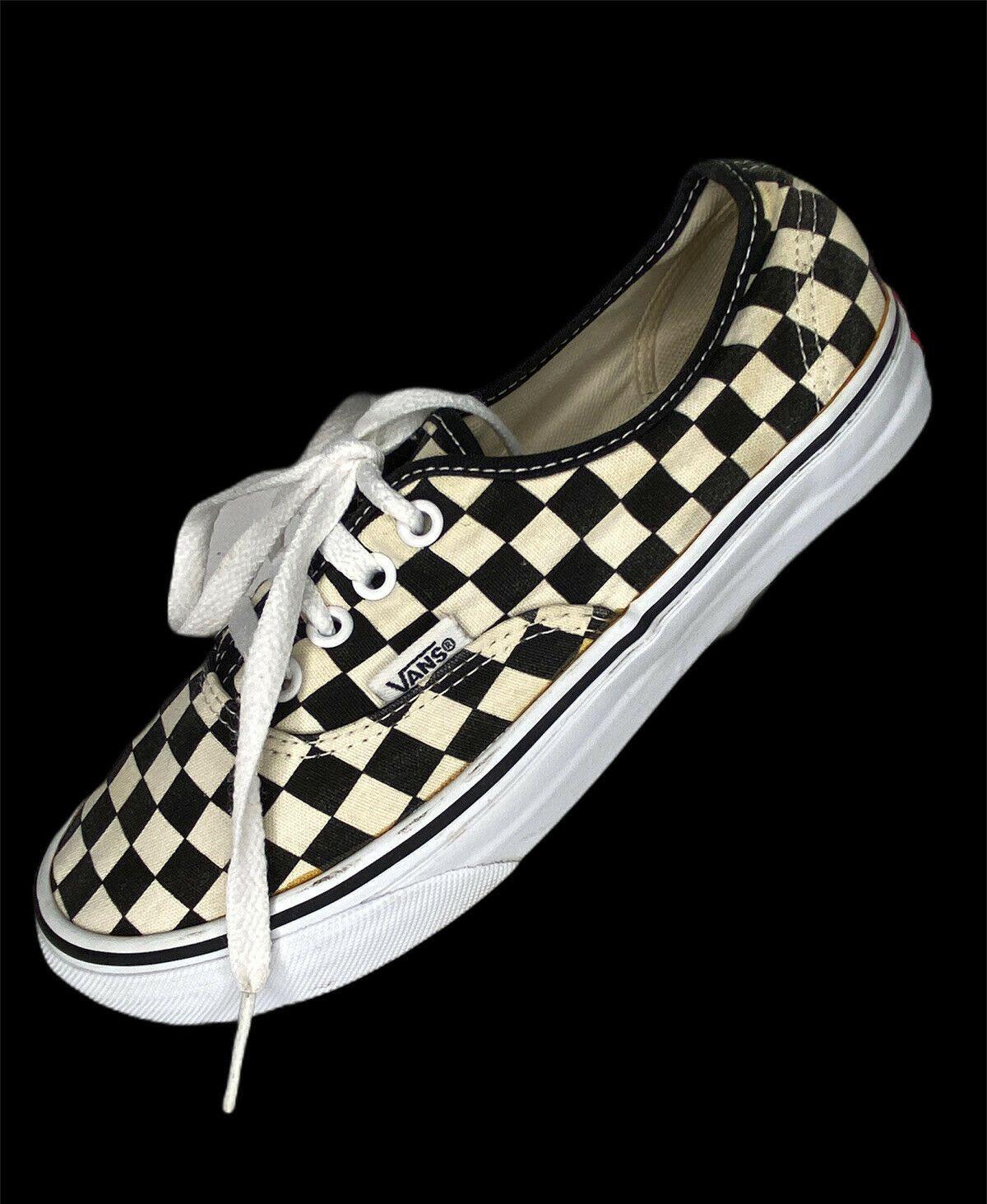 Vans Golden Coast Checkerboard Skate